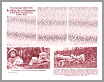 Article: The Sledge Dogs English Home, 1912